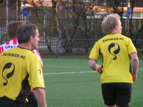 Foto Andro Knel Bokaal 2006/2007