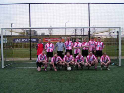 Foto Andro Knel Bokaal 2005/2006